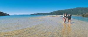 Croisière et marche à Abel Tasman-Reves-nouvelle-zelande