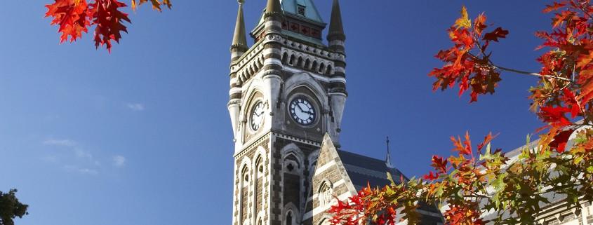 Université d'Otago, Dunedin