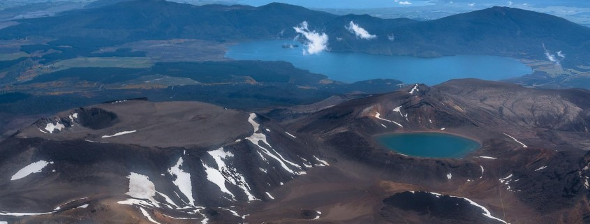 Parc National de Tongariro © Martin Sliva
