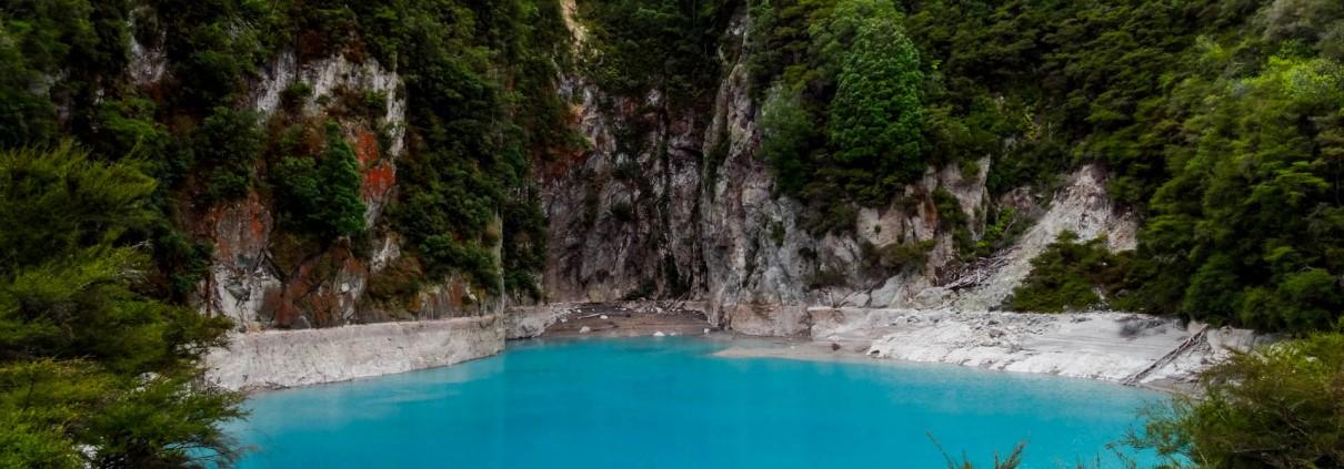 """reves-nouvelle-zelande-Wai-O-Tapu- Rotorua par Whats up on Earth"""""""