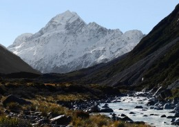 "reves-nouvelle-zelande-Mount Cook-Hooker Glacier Track, par ""Whats up on earth"""
