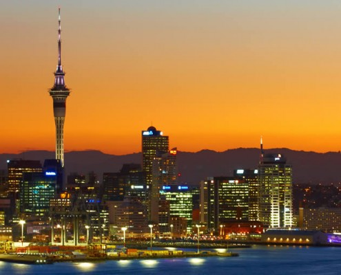 Auckland -Chris McLennan
